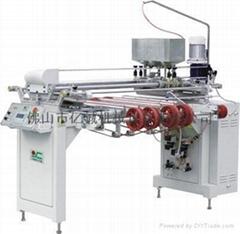 自動干粉印花機