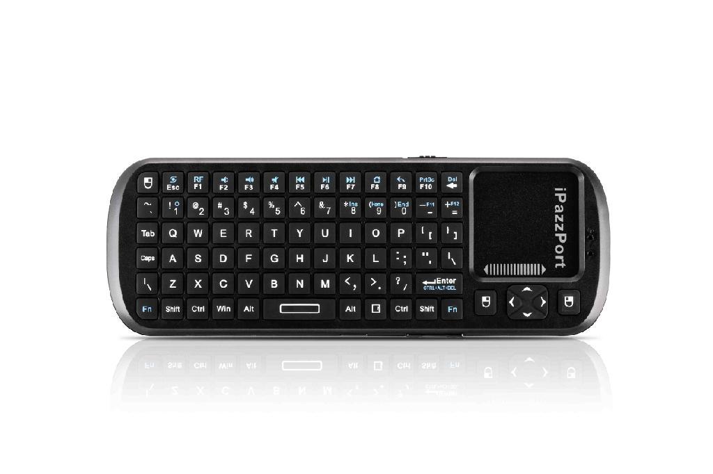 iPazzPort 家庭影院键盘 1