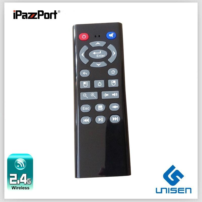 iPazzPort 2.4G云电视遥控器 1