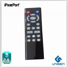 iPazzPort 2.4G Wireless Smart TV Remote