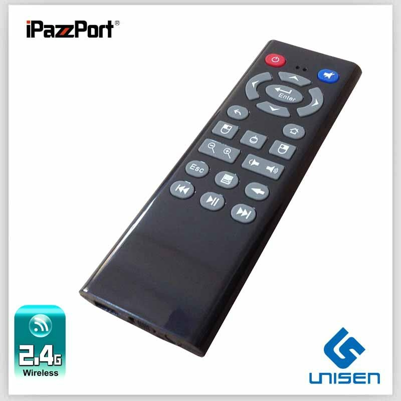 iPazzPort 2.4G云电视遥控器 4