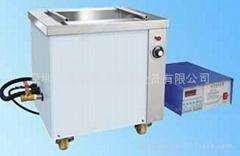 梅州五金除油单槽超声波清洗机
