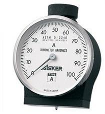 日本ASKER橡膠硬度計 1