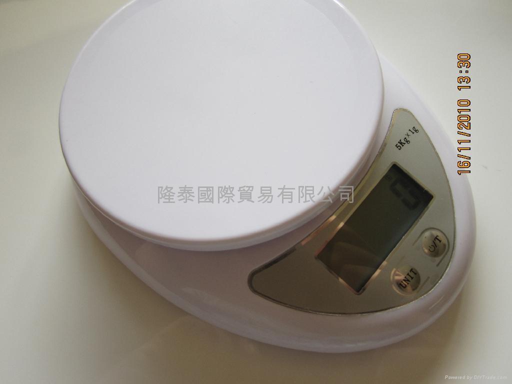kame 5kg電子磅 cm-100 1