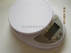 kame 5kg電子磅 cm-100