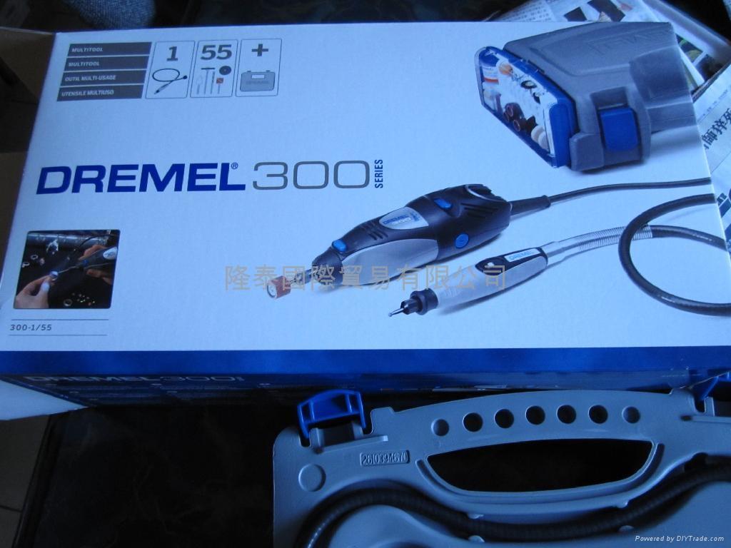 DREMEL 300 美國精美電磨 1