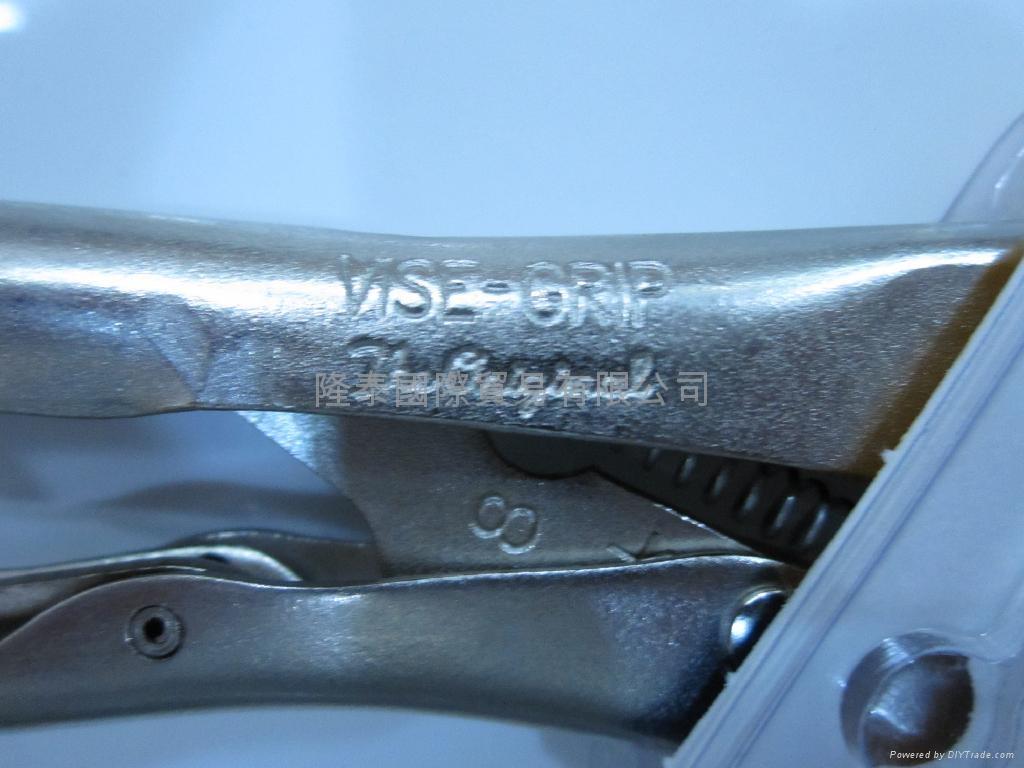 美国 VISE-GRIP 大力钳 3