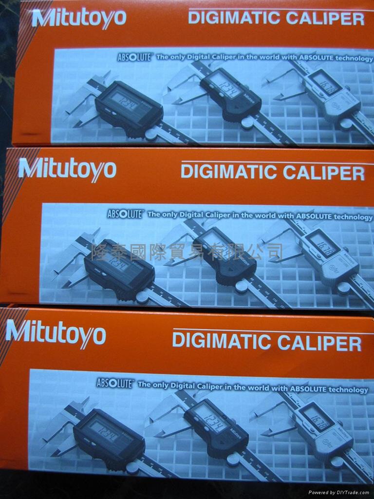 mitutoyo 三丰6寸电子卡尺 500-196-20 2