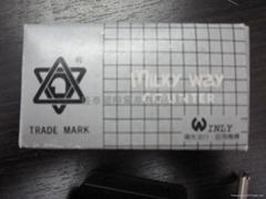台灣 Milky Way 星牌計數器
