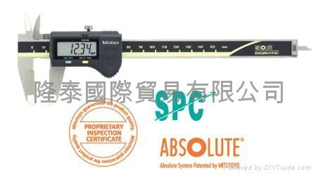 Mitutoyo三丰200MM电子卡尺 500-172-20