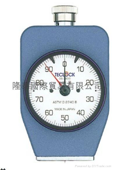 日本TECLOCK 得乐硬度计GS-701G香港行货 1