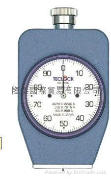 日本TECLOCK 得乐硬度计GS-709N香港行货