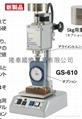 日本TECLOCK橡胶硬度计GS-610电动定压硬度仪