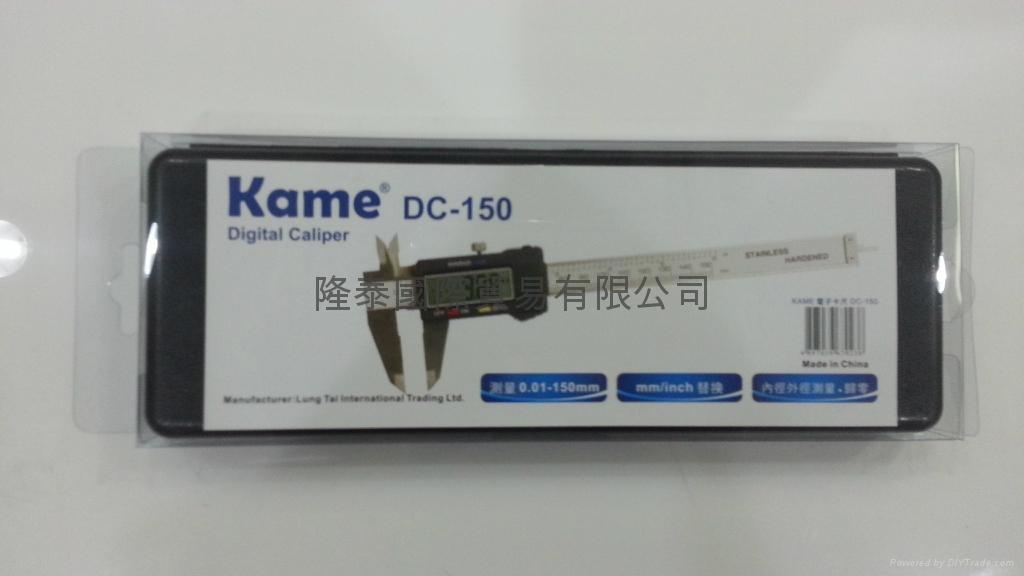 kame 150mm 电子卡尺 1