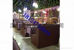 茶餐廳沙發