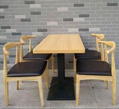 深圳咖啡廳桌椅效果