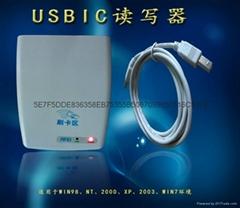 USBIC卡读写器