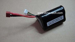 A123 26650 9.9V 2300mAh Battery pack for RC Hobbies