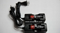 Charger for Rechargeable Flashlight Battery Protected 18650