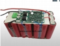 Battery Pack with 18650 25.2V 7800mAh
