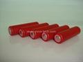 10C Discharging Sanyo 18650 UR18650W2 1500mAh(high Power cell) battery