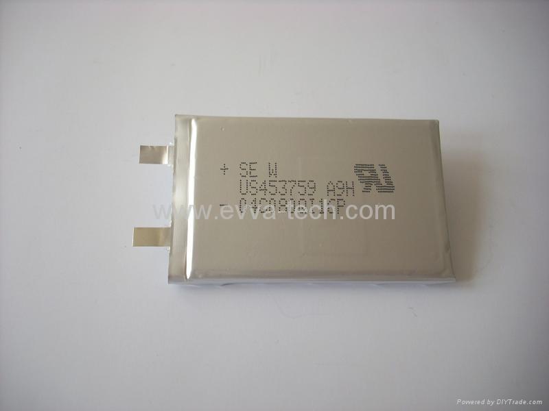 Sony Polymer Battery US453759 A9H 1260mAh