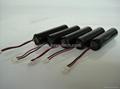 1S Li ion 18650 Battery Pack 3.7V