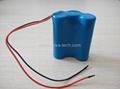 1S Battery Pack 18650 1S3P 3.7V 7800mAh