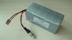 36V Electric bike Battery Pack 18650 10S3P 7800mAh