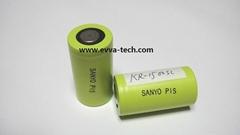 Sanyo Cadnica NI-CD battery KR-1500SC