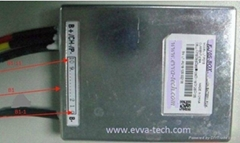 Electric  bicycle battery pack BMS for 10S-cells(20A)