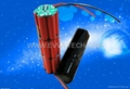 12V AKKU Lithium ion 18650 Battery Pack 18.2Ah