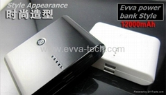 Evva power bank Style 12Ah