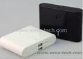 5V External battery universal power bank for iphone ipad.