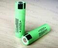 Panasonic NCR18650PF high power battery cell 2900mAh