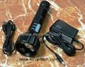 Flashlight Camera /Flashlight DVR Camera/LED Flashlight Camera Recorder