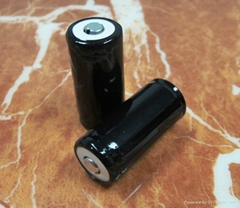 Rechargeable e-cigarette battery protection IMR18350 900mAh