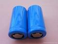 Rechargeable AKKU IMR18350 900mAh battery for e-cigarette