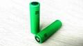Lithium ion battery US18650VC3 AKKU 18650 2000mAh (high Power cell) .