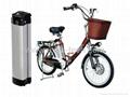 48V Electric Bike battery pack 11Ah