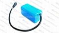 1S4P 3.7V 12.4 Ah Rechargeable battery 18650 Bike light batteries