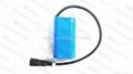 1S2P 3.7V 6.8Ah 18650 batteries for Bike lighting
