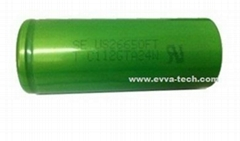 20A Drain rate 26650 Sony US26650FT 3.2V 3000mAh