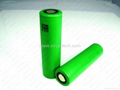 30A discharging Electronic Cigarette Batteries Sony US18650 VTC4 cells