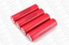 LG 18650 HE2 2500mAh 35A high drain 18650 rechargeable batteries