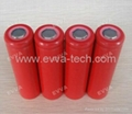 Sanyo high power 18650 batteries UR18650W2 1500mAh