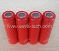 Sanyo high power 18650 batteries UR18650W2 1500mAh