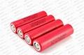 35A 18650 high drain LG 18650HE2 2500mAh  batteries IN STOCK