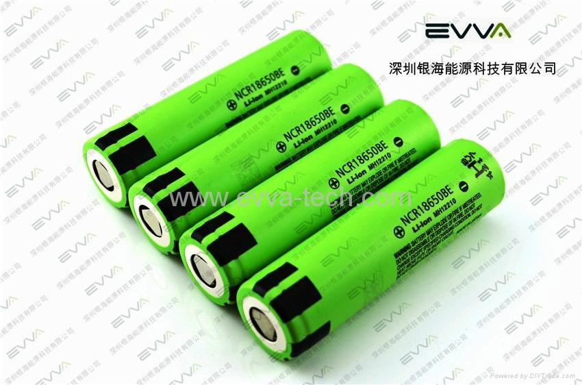 Panasonic NCR18650BE 3.7V 3200mAh 18650 Lithium ion battery