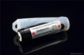 Lithium ion Flashlight Battery Protected 18650 3400mAh